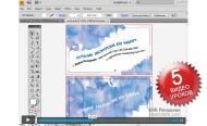 Тренинг по дизайну визитных карточек