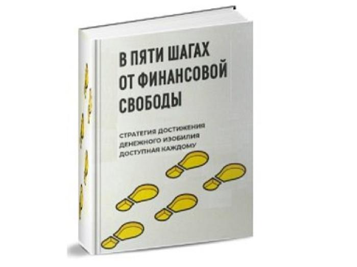 Книга - В пяти шагах от финансовой свободы, автор Евгений Ходченков