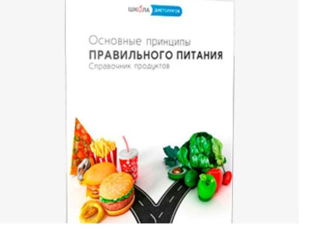 Ксения Пустовая - Основы правильного питания