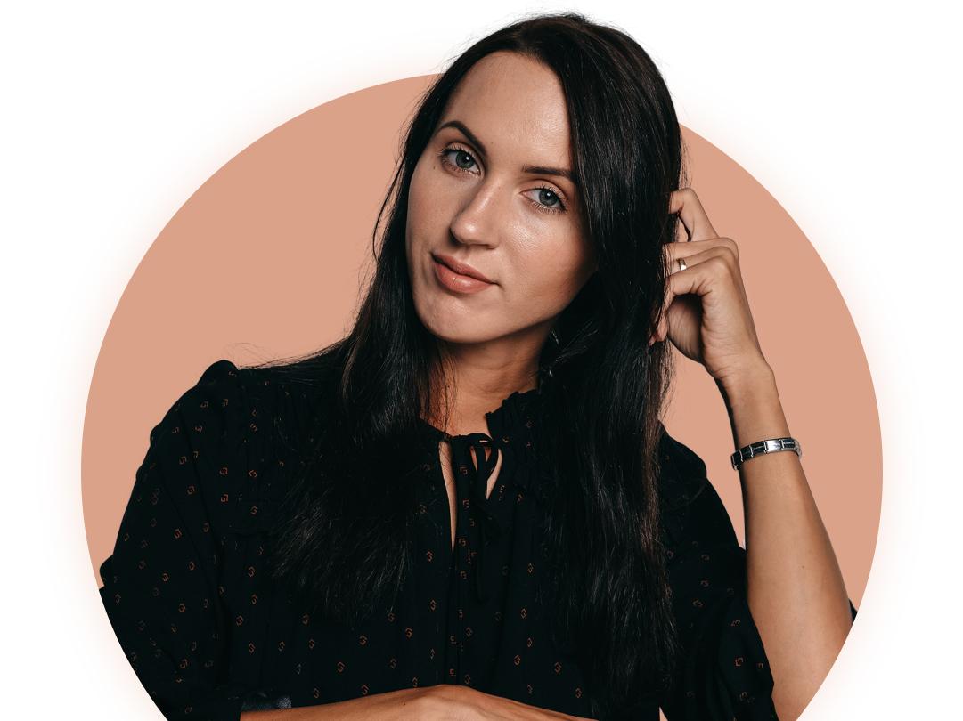 Анжелика Ворошила - Куратор онлайн школ