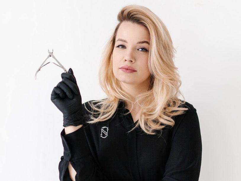 Мастер ногтевого сервиса - Кристина Гутова