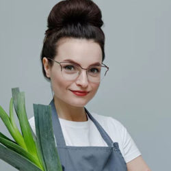 Готовка овощей - Яна Нетреба